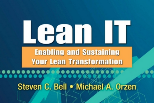 Lean IT a CSI wg ITIL