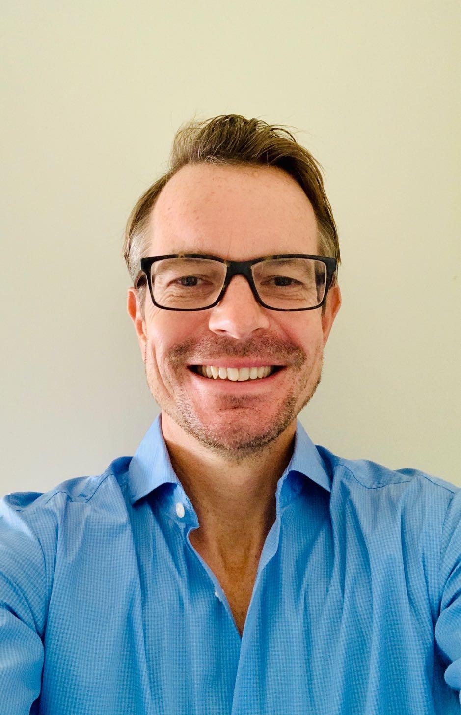 Mindful Leader Interview - Steve Ware