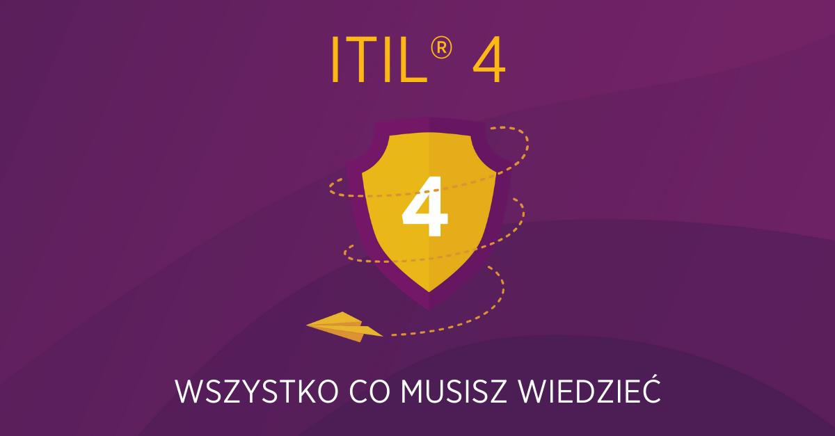Jak wygląda ścieżka certyfikacji ITIL 4?