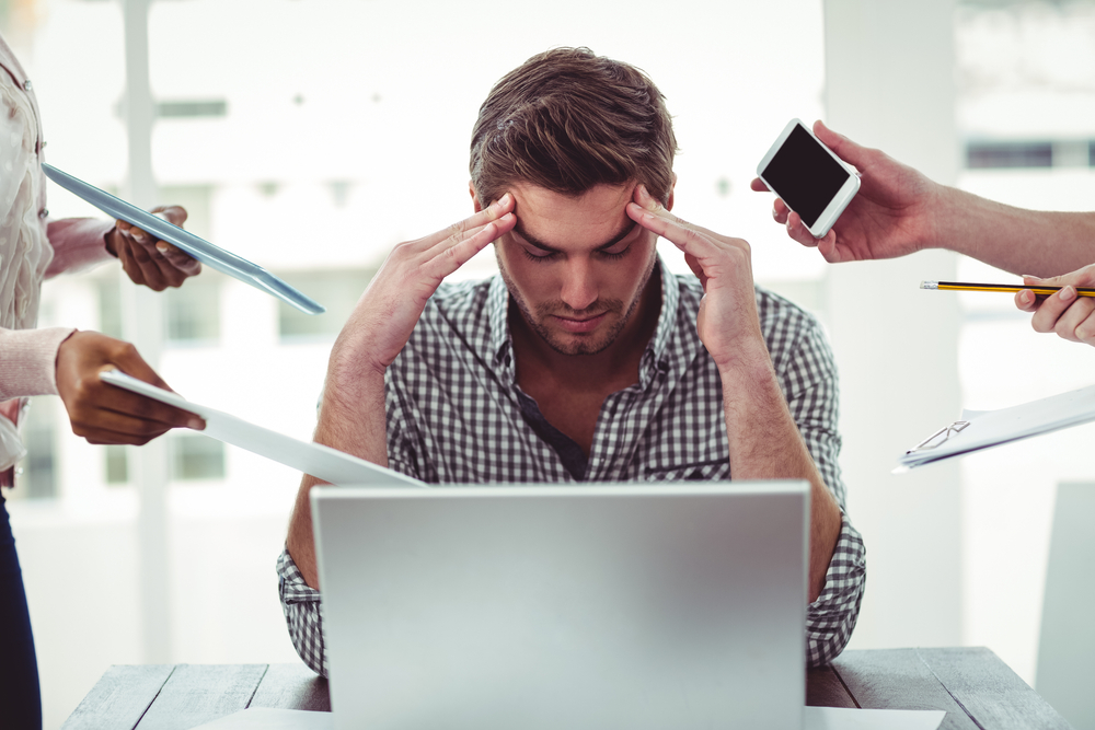 The Top 3 Distractions during the Workday and How to Deal With them.